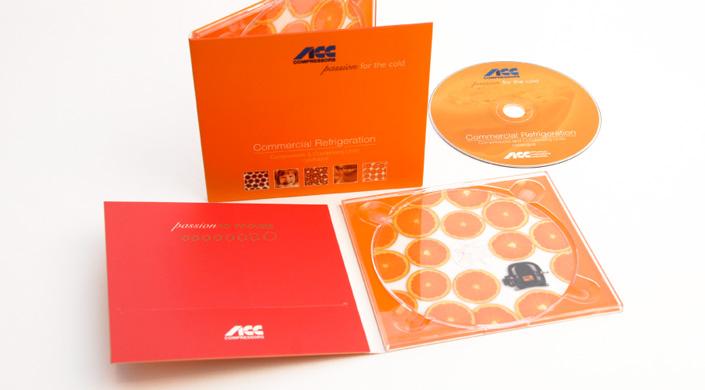 Diseño de CD Corporativo