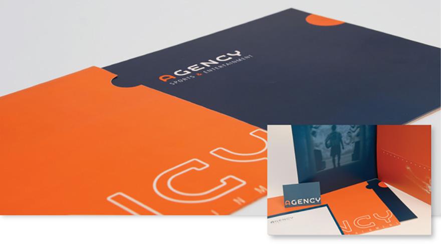 Catálogo y papelería corporativa