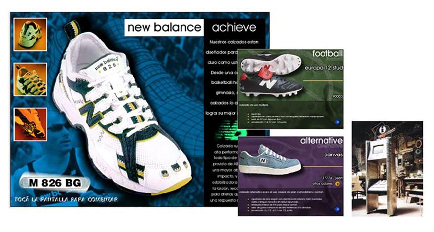 Diseño y desarrollo de catálogo interactivo de productos para kioscos interactivos