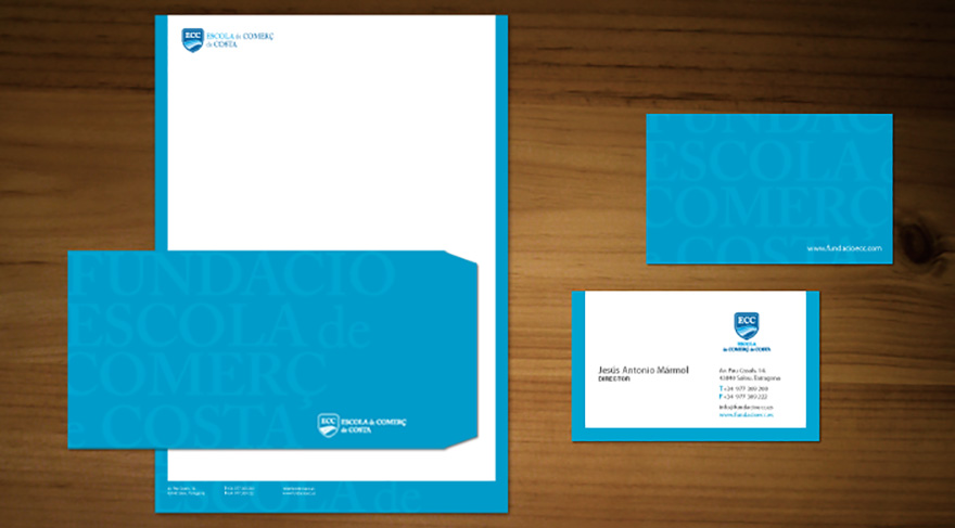 Diseño de marca y papelería corporativa
