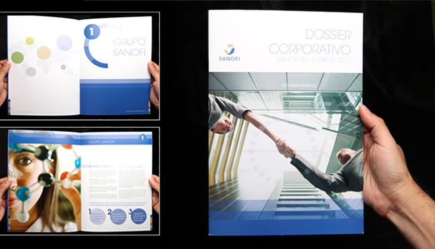 Dossier corporativo para España y Portugal 2012