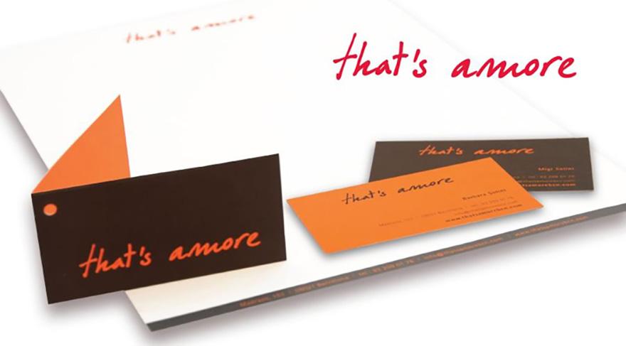 Diseño de marca y papelería comercial