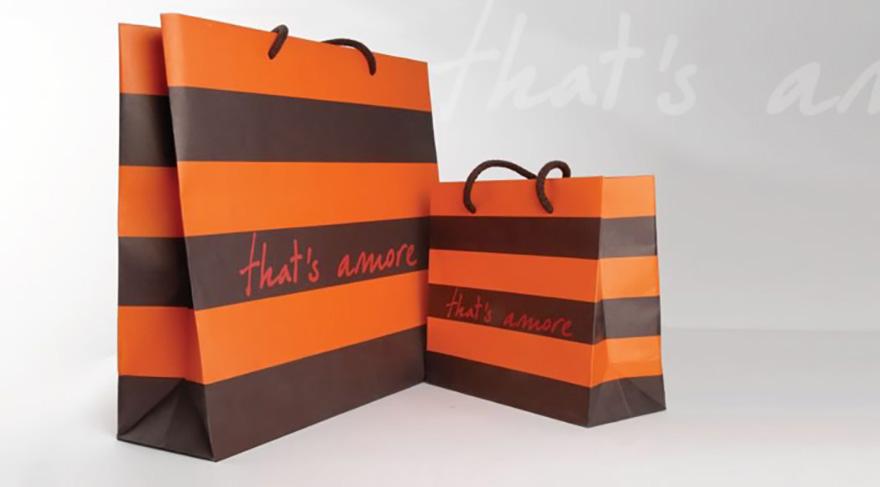 Diseño de bolsas para tiendas
