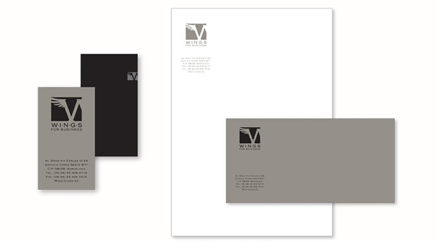 Creatividad, diseño y desarrollo de papelería comercial