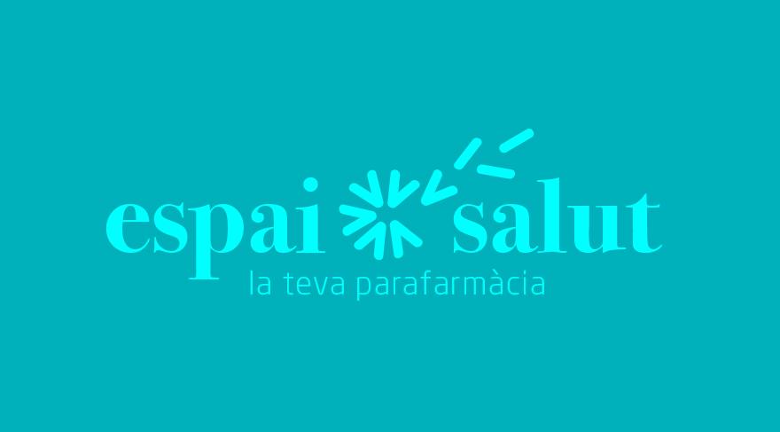 Diseño y desarrollo del logo corporativo de Espai Salut