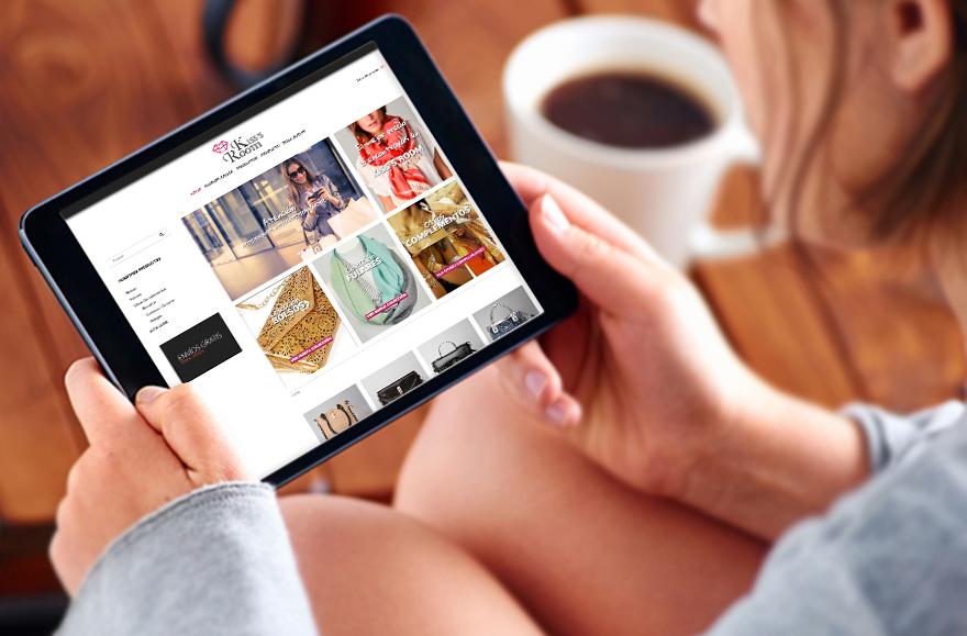 Diseño y desarrollo web con tienda virtual. Tecnología responsive para adaptarse a dispositivos móviles