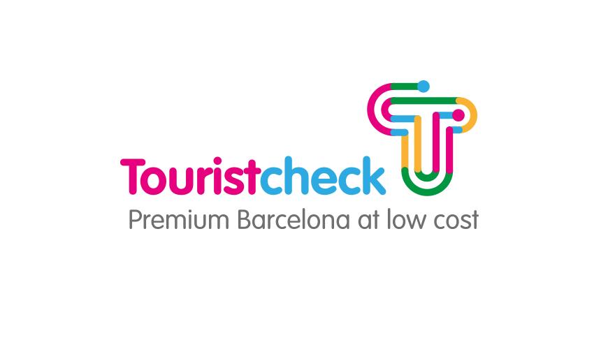 Logotipo y claim Touristcheck