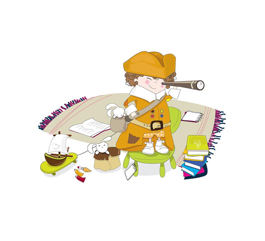 Ilustración profesional y Salud